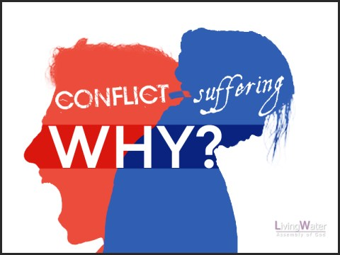 Conflict-Suffering ... Why?