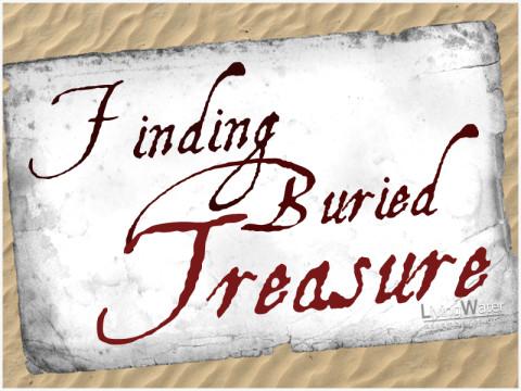 Finding Buried Treasure
