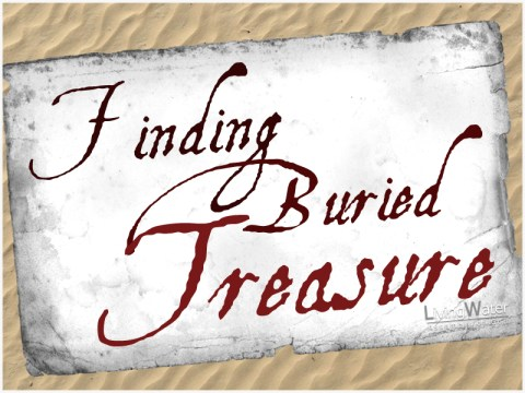 Finding Buried Treasure