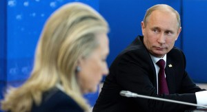 why putin hated clinton