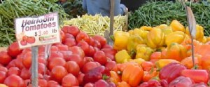 Who doesn't love the flavor of juicy, homegrown tomatoes that ripen in the fall