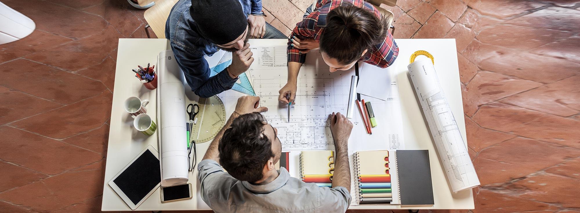Job opportunities for OTs, Architect or Surveyor?