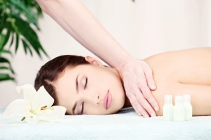 rejuvenate with Aromatherapy Massage