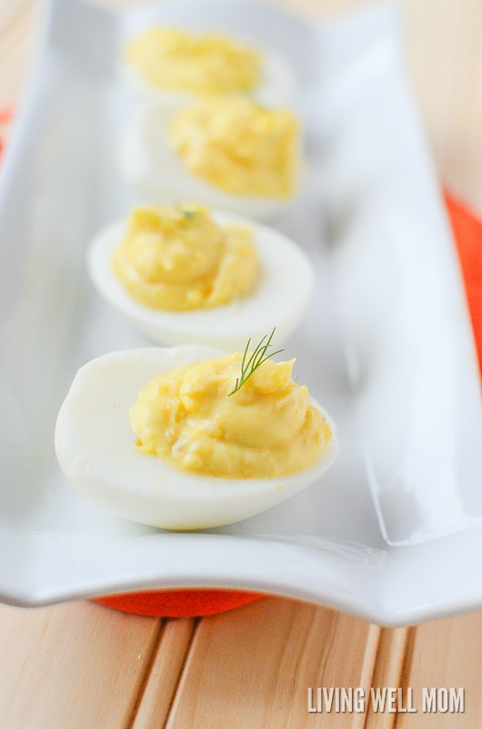 This is really the best ever Deviled Eggs recipe. Whenever I make this family-favorite, people ask for the recipe and rave about how delicious it is. With a few simple ingredients, it's super easy to make too. Get the step-by-step instructions here...