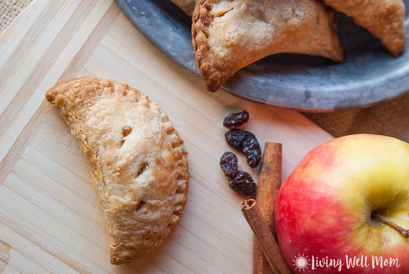 With mouth-watering spices, these Mini Apple Pies are a great way to enjoy apple pie on-the-go. Simple to make, they're perfect for taking to work, school, etc.