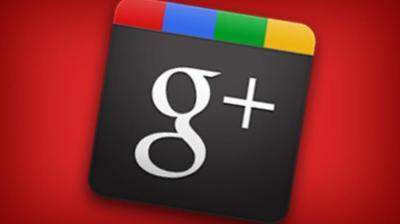 Google Plus REd