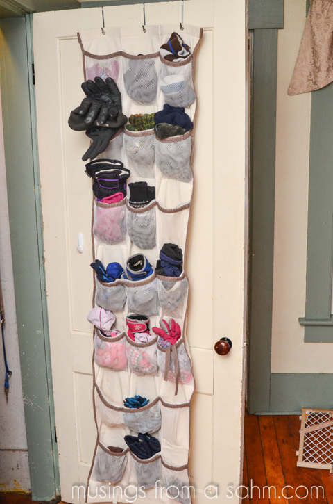 Pocket Over the Door Organizer