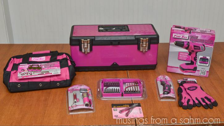 Pink Box Tools