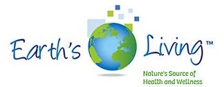 earth's living logo