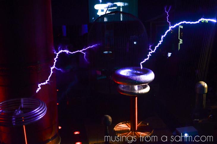 Museum of Science Lightning1