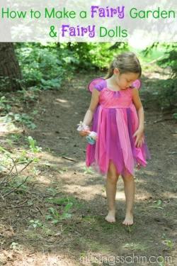 fairy garden fairy dolls