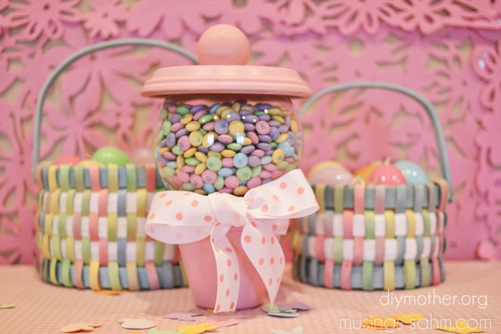 Easter Candy Machine Craft