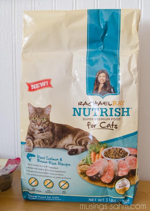 Rachael Ray Nutrish Premium Cat Food