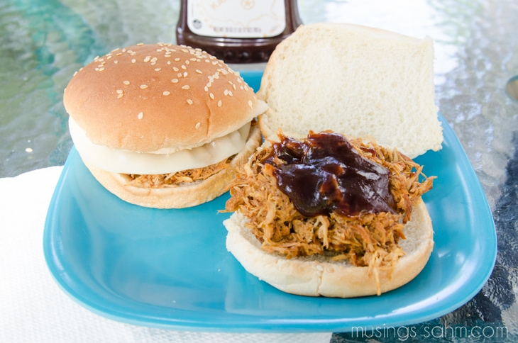 Slow-Cooker Barbecue-Chicken