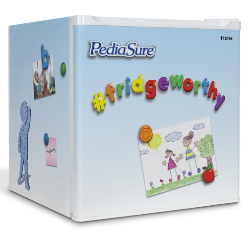 PediaSure Mini Fridge