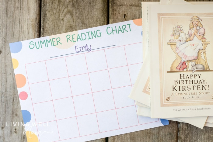 photograph relating to Printable Reading Chart known as Absolutely free Printable Summer season Looking at Log for Little ones