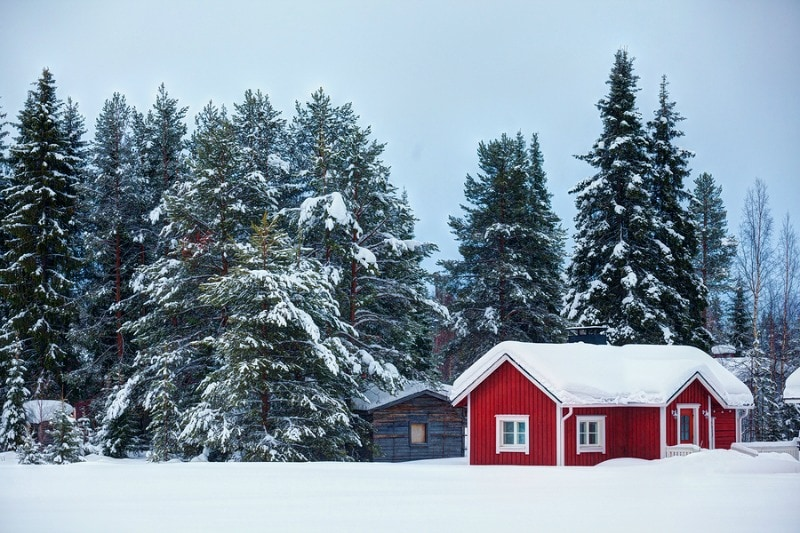 Here's 8 practical ways to help you save money on heating this winter and still keep warm & cozy!