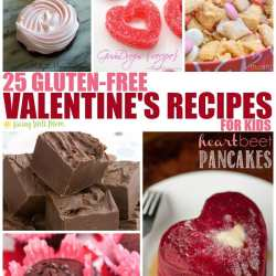 Gluten Free Valentine's Day Recipes for Kids