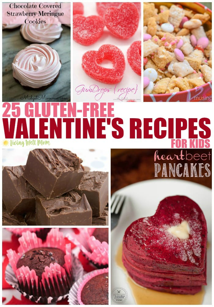 Are your kids on a gluten-free diet? Here's a tasty collection of Gluten-Free Valentine's Day Treats kids will love! From brownies to strawberry flavored Rice Krispies Treats, even Gluten-Free Pop Tarts, there's no shortage of delicious recipes for this holiday!