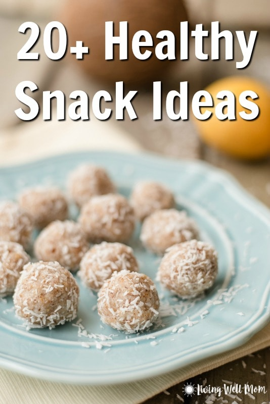 Tired of sabotaging your healthy eating plans with snacking? Here's the simple secret to HEALTHY snacking that really works. It's perfect for busy moms too and it's FREE!