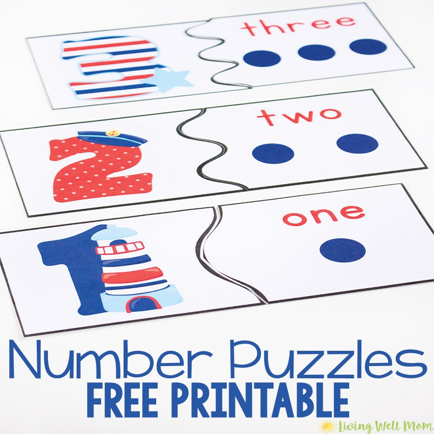 graphic about Number Puzzles Printable identify Variety Reputation Puzzles - Totally free Printables