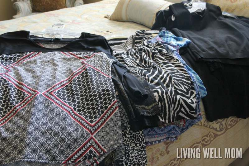5 Simple Steps for Organizing Your Clothes Closet   How to take your closet from chaos to clutter-free without spending a ton of money. Plus tips for organizing seasonal clothing too.