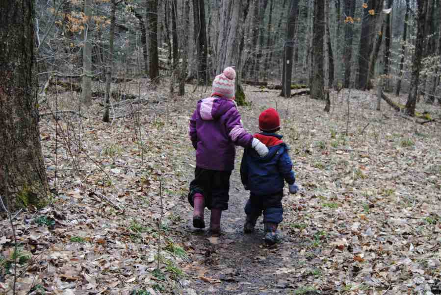 The greatest benefit of hiking with my kids is the opportunity to spend focused time with them. We make lasting memories, rely on each other to climb hills, and build trust that will carry us forward for years to come.