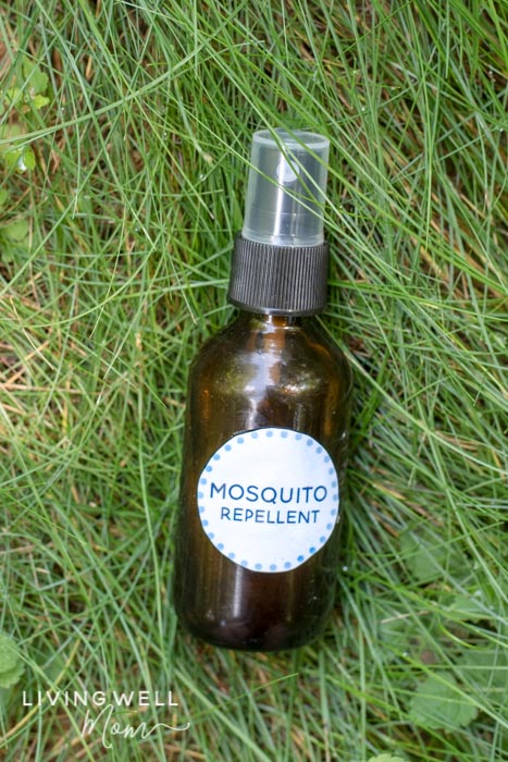Homemade Mosquito Repellent Spray With Essential Oils Roll On
