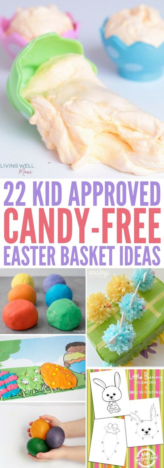 Need some Easter basket ideas? These candy-free Easter basket fillers were picked out by my 10-year-old, so they are truly kid-approved.