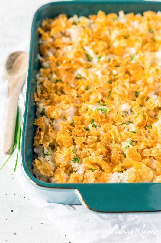 gluten-free chicken casserole
