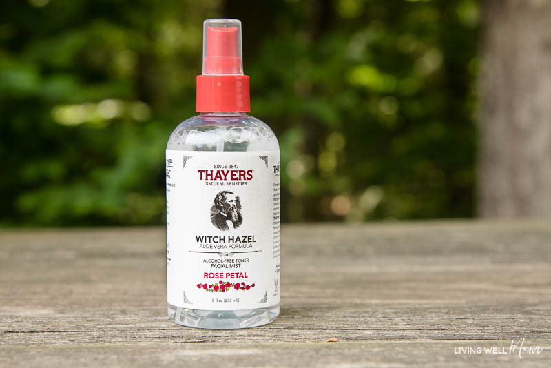 Thayers Witch Hazel Aloe Vera Rose Petal Mist