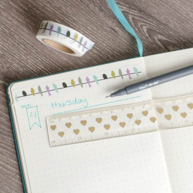 how to bullet journal layout and ideas