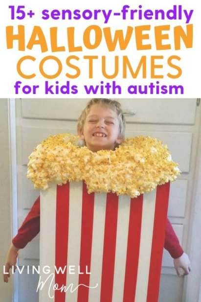 sensory friendly clothing for halloween costumes