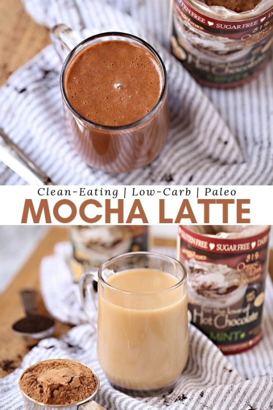 paleo mocha latte recipe