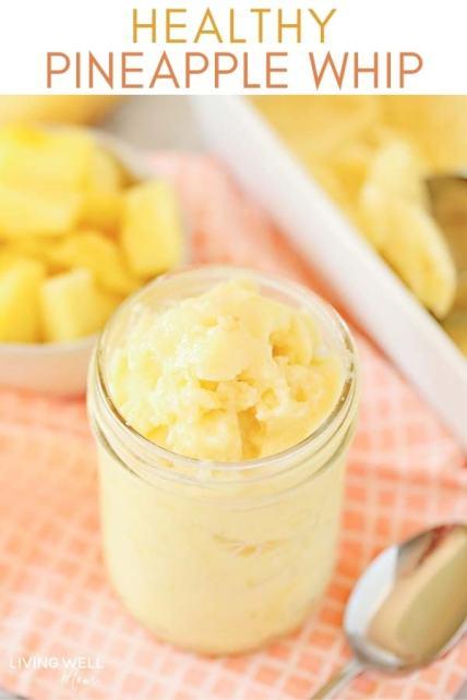 pineapple whip recipe