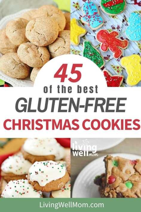 best gluten-free Christmas cookies