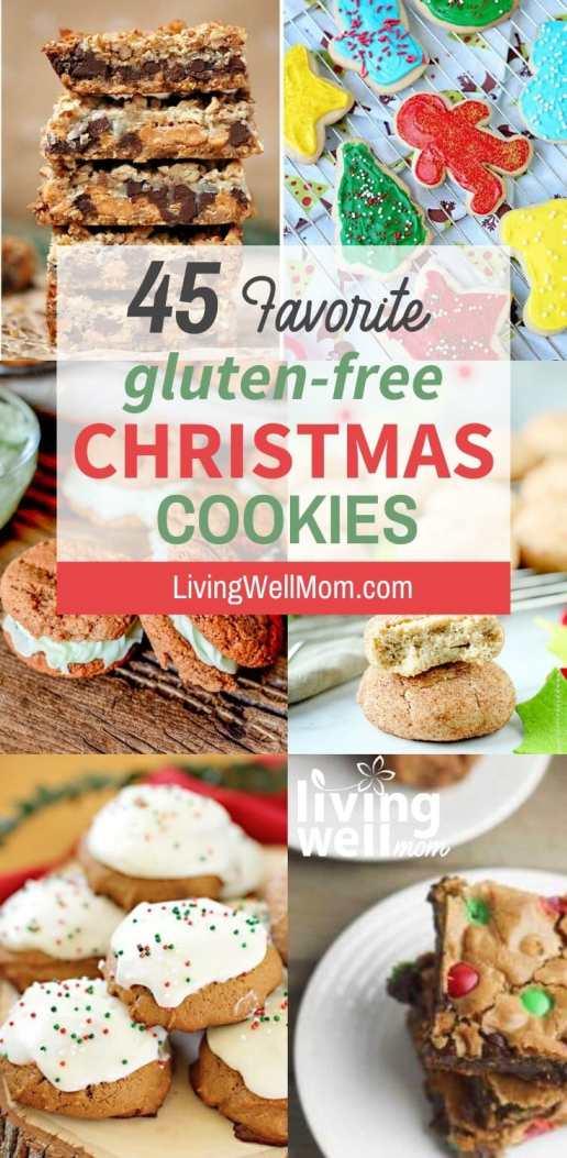 favorite gluten-free Christmas cookies