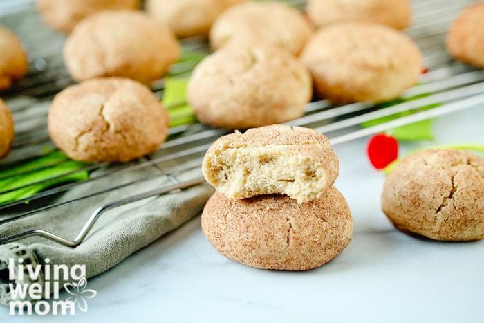 best gluten-free snickerdoodles cookies