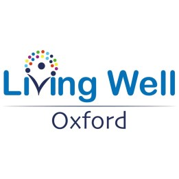 Living Well Oxford square logo
