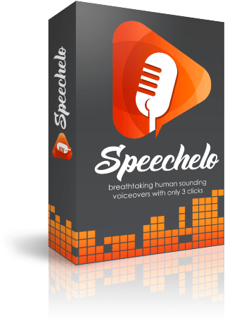 Turn Text into human sounding voice in only 3 clicks! Click Here!