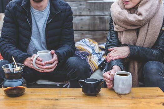coffee and talk