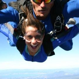 Epilepsy skydive
