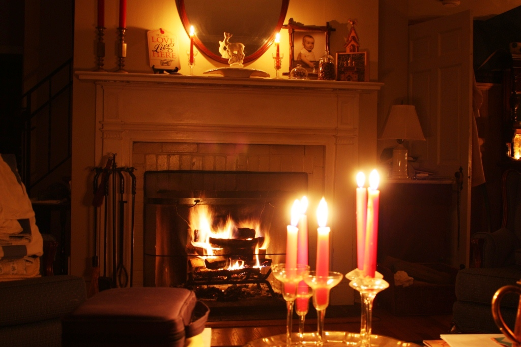 The Lighting you choose creates your ambience  Living Winsomely