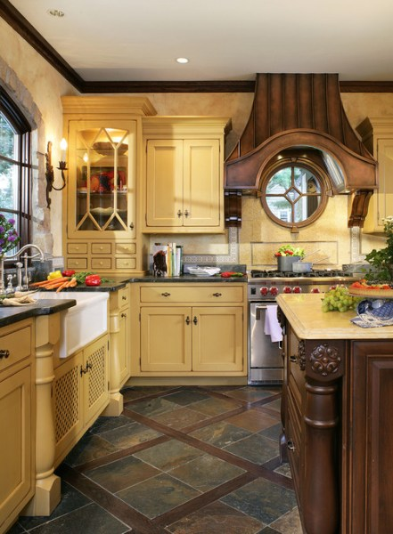 french country kitchen France's Finest…The French Country Kitchen | Living Winsomely