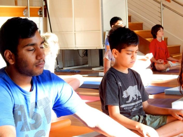 yoga and meditation high school, boarding school california, alternative high school, better schools, holistic education, living wisdom school, education for life