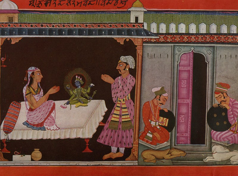 Art, Cosmology and the Divine – a study of Indian culture | Part I