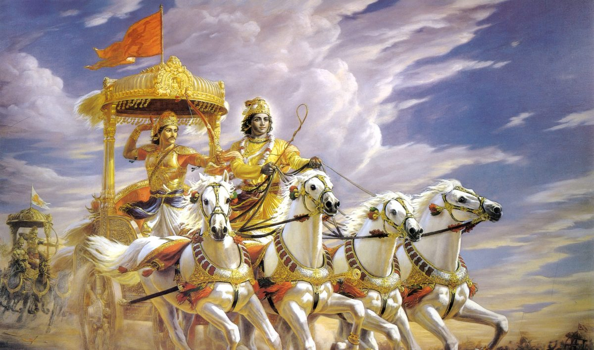 The Bhagavad Gita - the essence of India and its profound message for the world