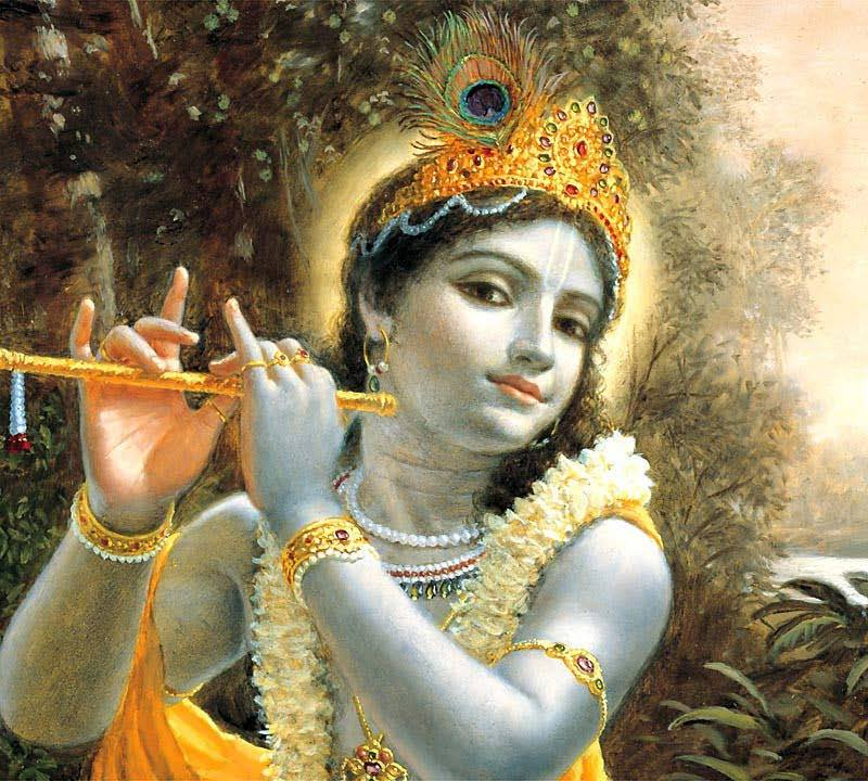 Who is Krishna?