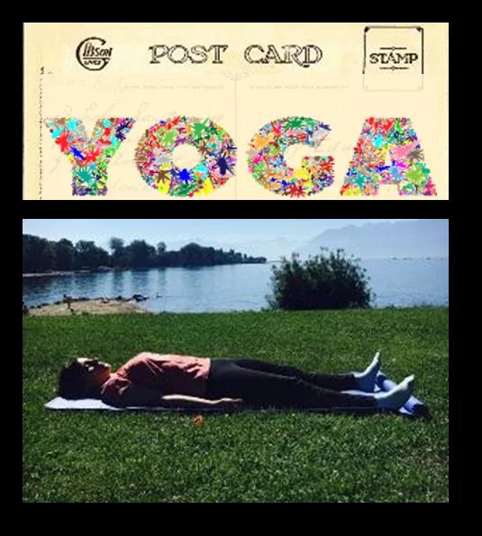 Yoga Day Countdown: Day #1, Yoga Day!