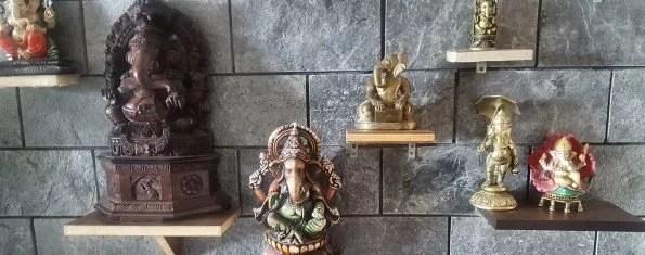 Ganesha idols (Source: www.livingwiseproject.com)